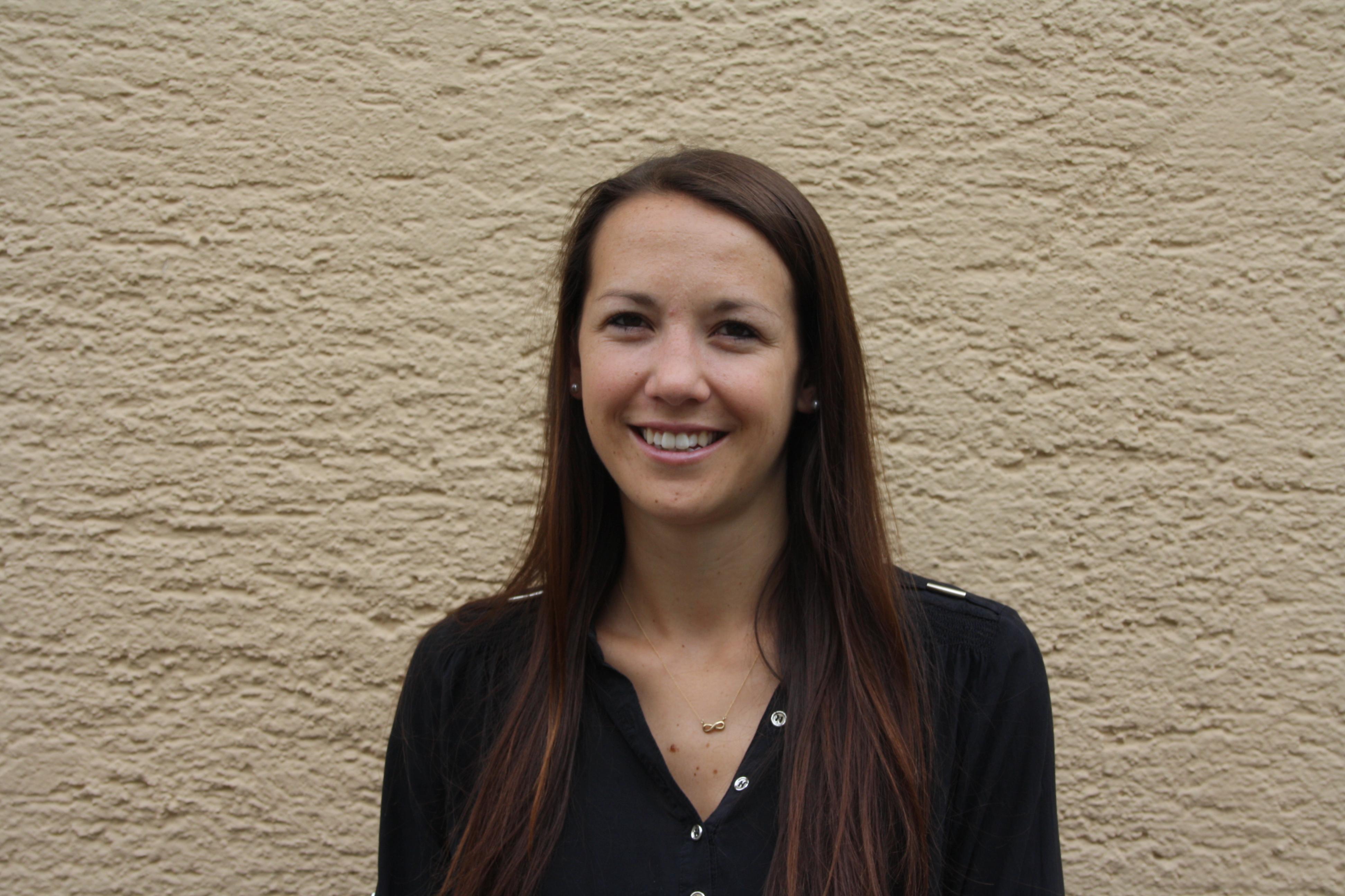 Morena Dreisteitel ist das neue Gesicht des Familienbüros Bobingen.